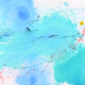 The place – blue mix-