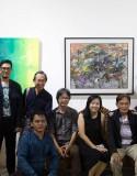 マレーシアで作品を紹介する